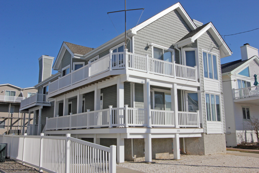 251 34th Street Rear-North, Avalon, NJ
