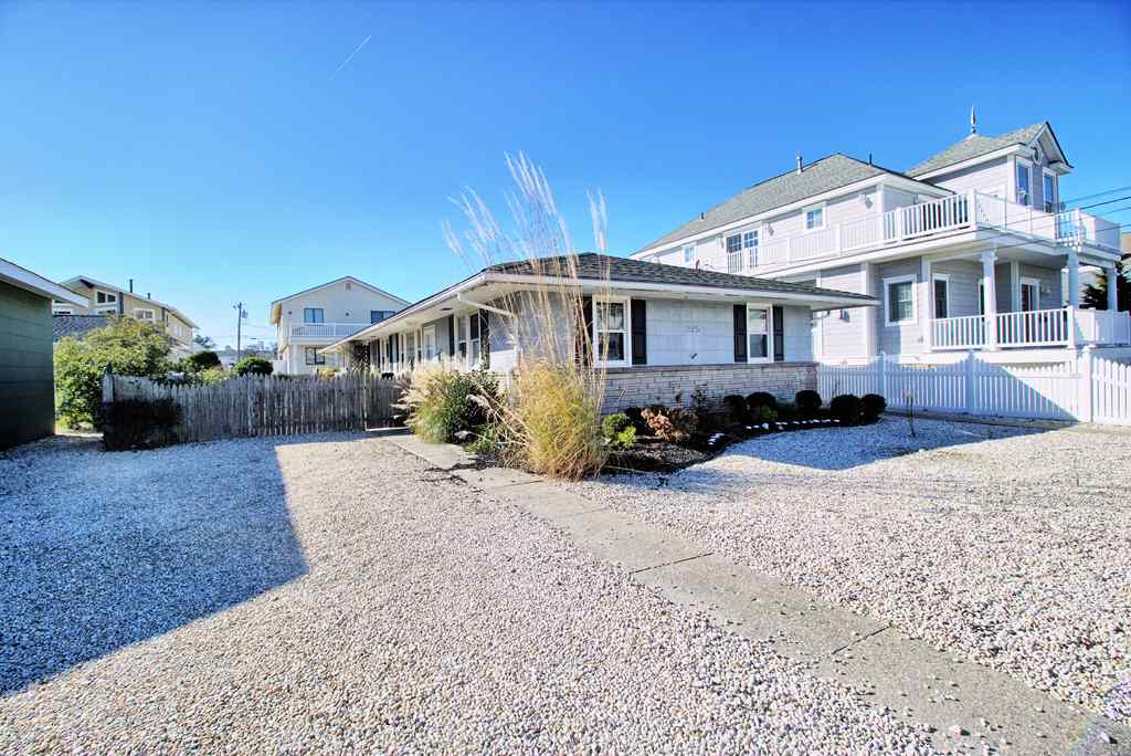 225 82nd Street, Front, Stone Harbor